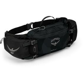 Osprey Savu Lumbar Pack 4L, obsidian black